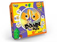 "Настільна розважальна гра ""Doobl Image"" велика укр (8) DBI-01-01U"