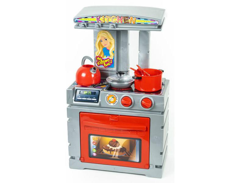 "БТ Кухня ""MY Kitchen Fun 2"" 905OR (Серый)"