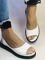 Супер комфорт! Жіночі шкіряні босоніжки .Розмір 36. 37.39.40. Туреччина Магазин Vellena, фото 2