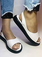 Супер комфорт! Жіночі шкіряні босоніжки .Розмір 36. 37.39.40. Туреччина Магазин Vellena, фото 3