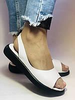Супер комфорт! Жіночі шкіряні босоніжки .Розмір 36. 37.39.40. Туреччина Магазин Vellena, фото 5