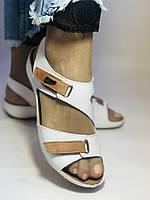 Paloma.Туреччина. Жіночі шкіряні босоніжки .Розмір 38.39.40. Туреччина, фото 6