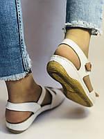 Paloma.Туреччина. Жіночі шкіряні босоніжки .Розмір 38.39.40. Туреччина, фото 5