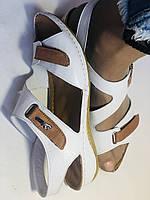 Paloma.Туреччина. Жіночі шкіряні босоніжки .Розмір 38.39.40. Туреччина, фото 8