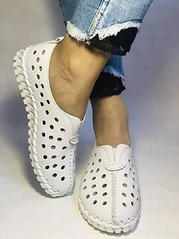 Широкая нога! Женские туфли -балетки из натуральной кожи 36, 37,38.39 Супер комфорт.Vellena