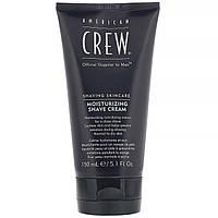 American Crew, Shaving Skincare, увлажняющий крем для бритья, 150 мл (5,1 жидкой унции), официальный сайт