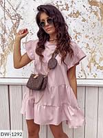 """Платье женское мод 1237 (42-46) """"MEGAN"""" недорого от прямого поставщика, фото 1"""