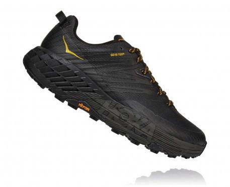 Кроссовки для бега HOKA ONE ONE  M SPEEDGOAT 4 GTX 1106530 41.5 Черный (hub_KRIu29558)