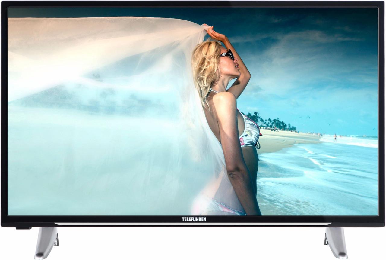 Телевизор Telefunken D32H278M4 ( HDTV / 200Hz / NICAM / Digital EPG / DVB-C, DVB-S2, DVB-T2)