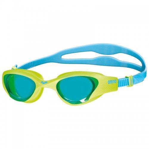 Очки для плавания детские Arena THE ONE JR (001432-868) Blue-yellow (hub_flrT91965)