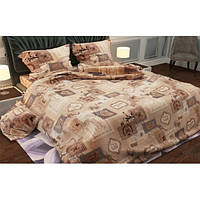 Комплект постельного белья бязь 2-спальный 180 x 215 Кондор (235253)