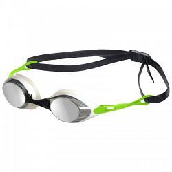 Очки для плавания Arena COBRA MIRROR (92354-050) Silver-black (hub_ecdL43769)