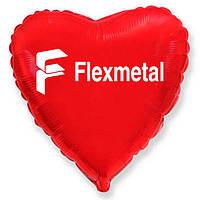 Фольгированные Сердца Flexmetal