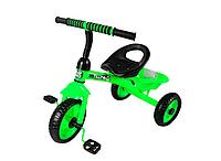 Детский велосипед TILLY TRIKE T-315 Трехколесный с EVA колесами и корзиной (разные цвета) Желтый Зеленый