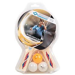 Набор для настольного тенниса Donic Appelgren 100 2 Player Set (hub_EweL53610)