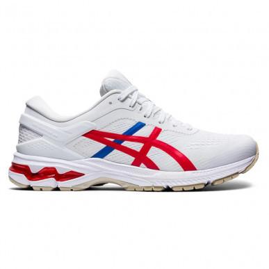 Кроссовки для бега Asics GEL-KAYANO 26 1011A771-100 46.5 Белый (hub_ZJDC08456)