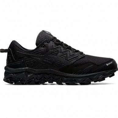 Кроссовки для бега ASICS GEL-FujiTrabuco 8 G-TX 1011A670-001 41.5 Черный (hub_SGIa95380)