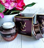 """Омолаживающий крем """"Биоактивный витамин С"""" VHA Rich In VITAMIN C, фото 1"""