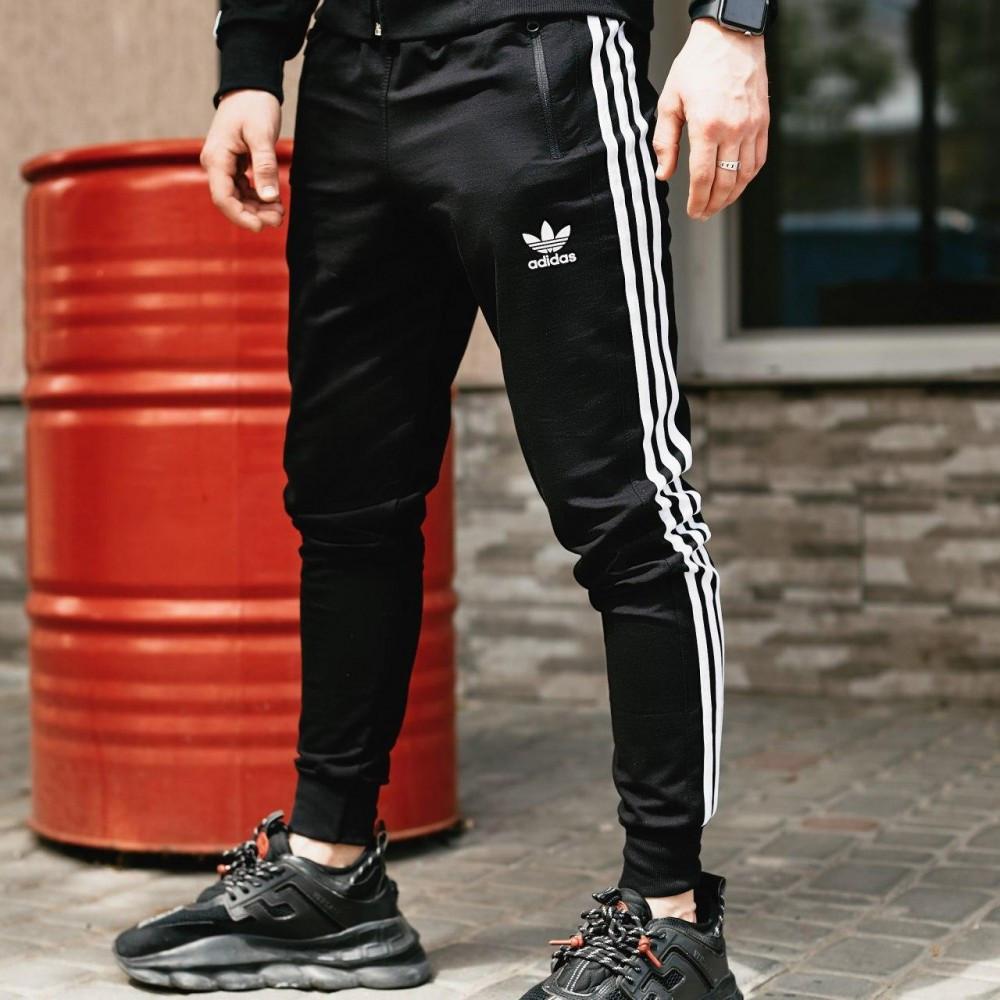 Чоловічі спортивні штани, чоловічі спортивні штани Adidas, Адідас чорні