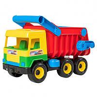 """Самосвал """"Middle truck"""" 39222 Красный"""