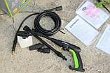 Аккумуляторная мойка высокого давления Greenworks GDC40 GMAX 40V, с аккумулятором 4 А.ч. и ЗУ, фото 8
