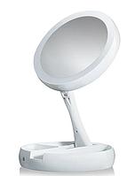 Настольное зеркало с Led подсветкой Fold Away - Интернет Магазин в Одесі Інформація неактуальна? Настольное зе