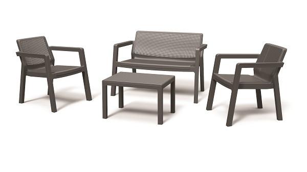 Набор мебели, Emily set, серый
