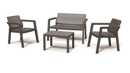 Набор мебели, Emily set, серый, фото 2