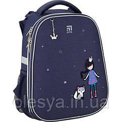 Школьный каркасный рюкзак для девочек Kite Education Gorgeous K20-531M-4