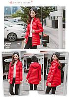 Женская модная весенняя курточка . Модель 2114, фото 8