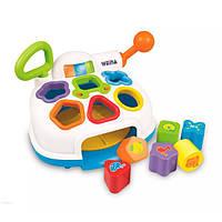 Музыкальная игрушка-сортер Weina (2002)