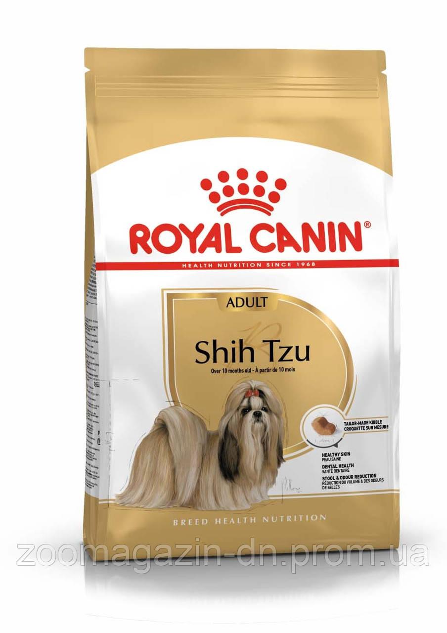 Royal Canin Shih Tzu Adult для собак пород ши-тцу в возрасте от 10 месяцев 1,5 кг