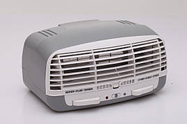 """Очищувач іонізатор повітря """" Супер-Плюс-Турбо 2009 сірий"""