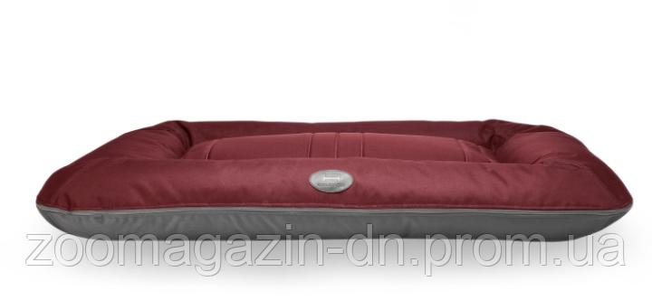 Лежаки Harley and Cho Lounger Red+Grey Waterproof, бордо+серый, XXL