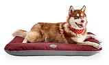 Лежаки Harley and Cho Lounger Red+Grey Waterproof, бордо+серый, XL, фото 2