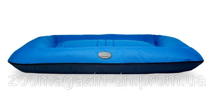 Лежаки Harley and Cho Lounger Danim+Blue Waterproof, деним+голубой, XXL