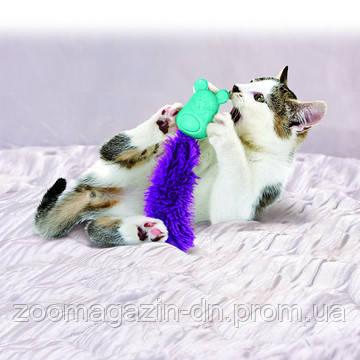 Игрушка KONG Мятная мышка (цвета в ассортименте), 21 см