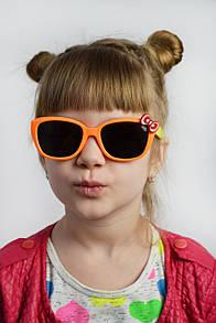 Детские очки No brand Солнцезащитные детские очки Общая ширина 13.0(см)/ Высота линзы 4.5(см)/ Ширина линзы 5.5(см) (10*962-4)