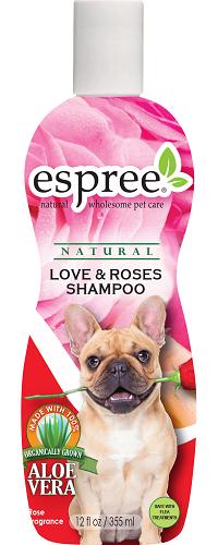 ESPREE Шампунь с ароматом роз Love & Roses Shampoo 3,79 л