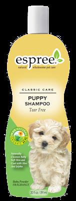 ESPREE Шампунь для щенков. Формула «Без слёз» Puppy and Kitten Shampoo 355 мл