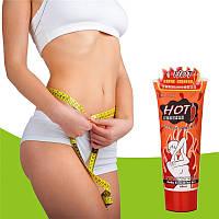 Антицеллюлитный крем- гель для похудения Hot body slimming gelс перцем Чили, фото 1