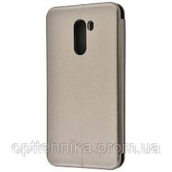 Flip Magnetic Case Xiaomi POCOPHONE F1 gray
