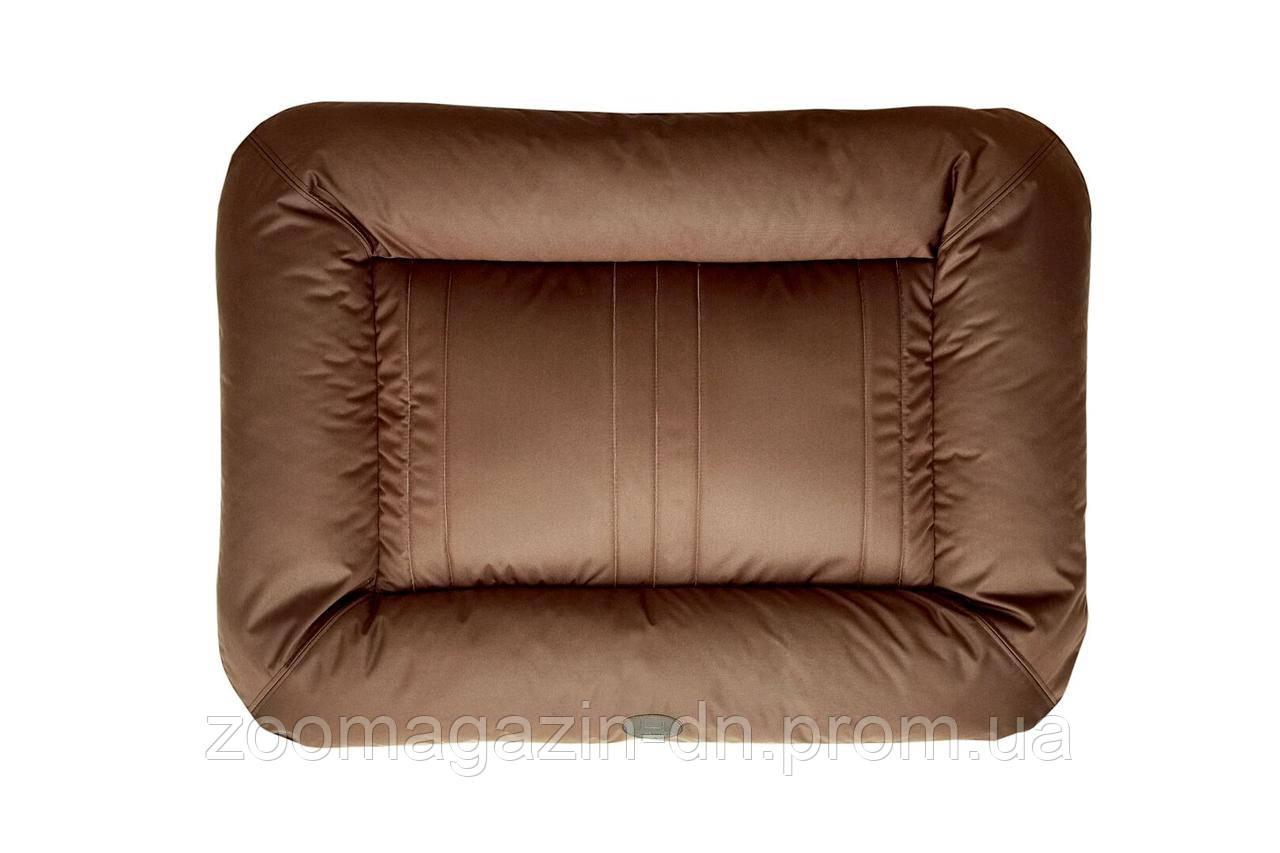 Лежак Harley and Cho Dreamer Brown Waterproof , коричневый,  XL