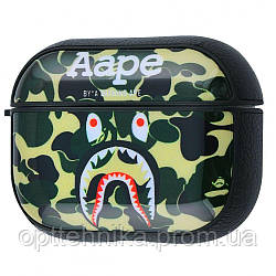 Young Style Case for AirPods Pro khaki_aape_green
