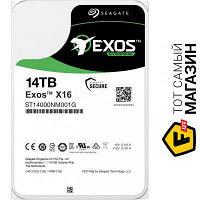Seagate SATA 14TB (ST14000NM001G) Exos X16 sataiii