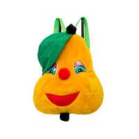 Рюкзак детский Zolushka груша 31см (170)