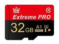 Карта пам'яті MicroSD Extreme Pro клас 10 32GB