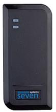 Считыватель SEVEN CR-7451 EM black