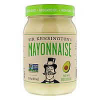 Sir Kensington's, Майонез з маслом авокадо, 16 рідин та си. унц. (473 мл)