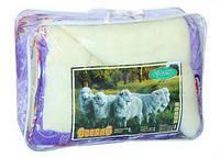 """Одеяло """"Верона"""" мех овчины, 180х210см, расцветка в ассортименте"""